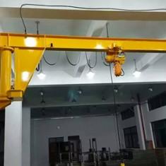0.5t电动旋转墙壁吊