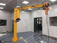 某工厂车间旋臂起重机工程案例