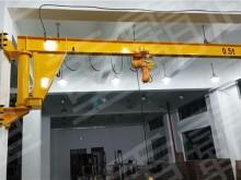 某工厂墙壁旋臂起重机工程案例